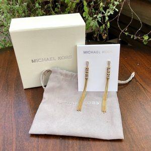 Michael Kors Chandelier Earrings
